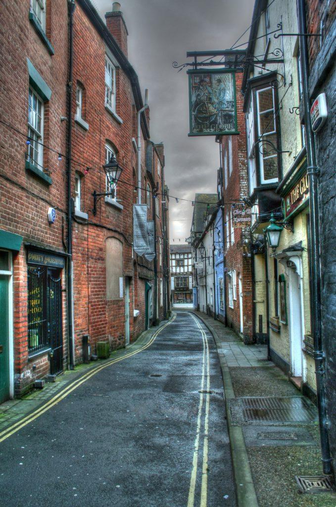 Ludlow street view