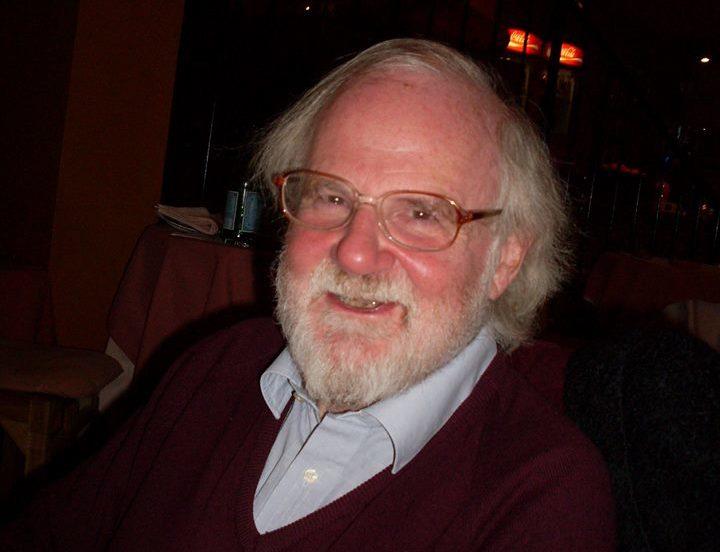 Photograph of Robert Pascall